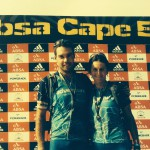 Cape Epic 800km MTB race - toughest MTB race in the world.