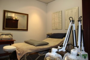Treatment room 1 practice